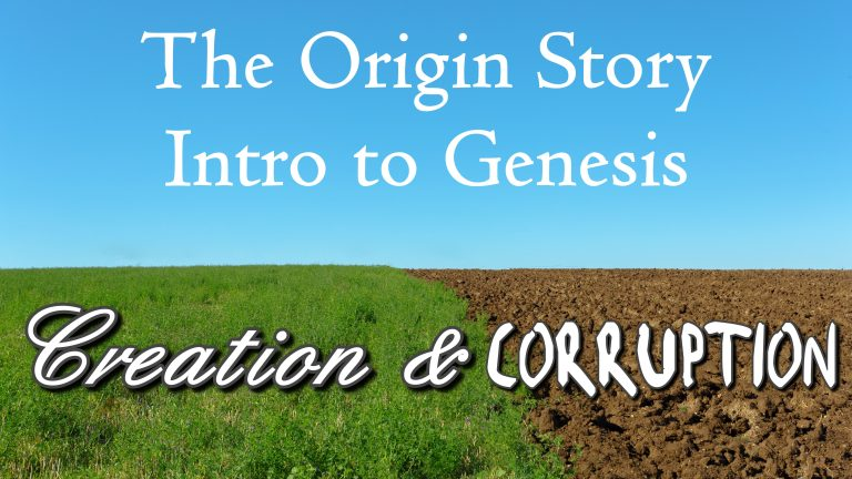 The Origin Story